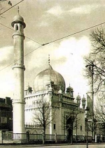 Berlin Mosque in the 1920s